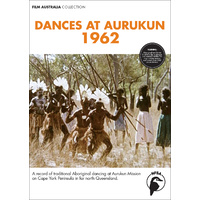 Dances at Aurukun 1962