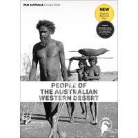 People of the Australian Western Desert