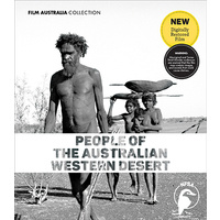 People of the Australian Western Desert (Blu-ray)