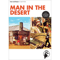 Australian Geography: Man in the Desert