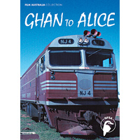 Ghan to Alice