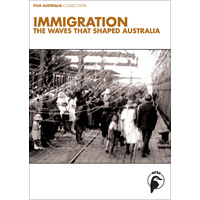 Immigration - The Waves That Shaped Australia