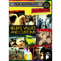Film Australia's Australia: Beliefs, Values and Customs