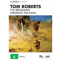 TOM ROBERTS - The Breakaway/Shearing the Rams