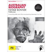 Australian Biography: Neville Bonner