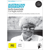 Australian Biography: Faith Bandler