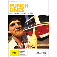 Punch Lines - A Seriously Funny History