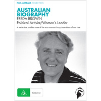 Australian Biography: Freda Brown