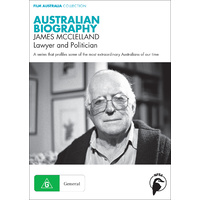 Australian Biography: James McClelland