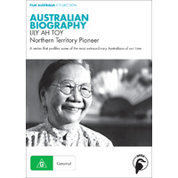 Australian Biography: Lily Ah Toy