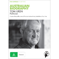 Australian Biography: Tom Uren
