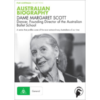 Australian Biography: Dame Margaret Scott