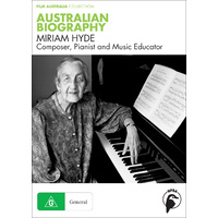 Australian Biography: Miriam Hyde