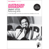 Australian Biography: Jimmy Little