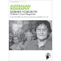 Australian Biography: Barbara Holborow