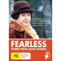 Fearless: Stories from Asian Women