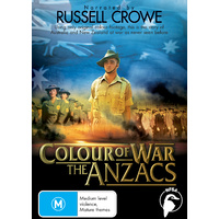 Colour of War - The Anzacs