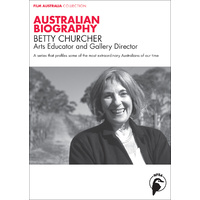Australian Biography: Betty Churcher