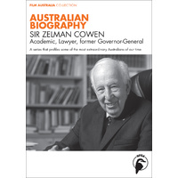 Australian Biography: Sir Zelman Cowen