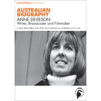 Australian Biography: Anne Deveson
