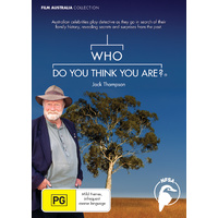Who Do You Think You Are? Jack Thompson