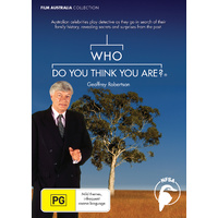 Who Do You Think You Are? Geoffrey Robertson