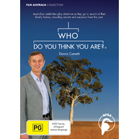 Who Do You Think You Are? Dennis Cometti