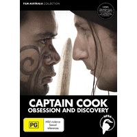 Captain Cook - Obsession and Discovery