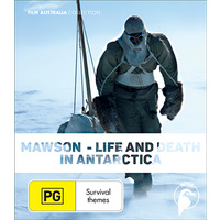 Mawson - Life and Death in Antarctica (Blu-ray)