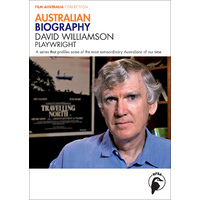 Australian Biography: David Williamson