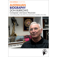 Australian Biography: Don Burrows
