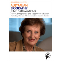Australian Biography: June Dally-Watkins