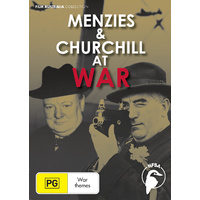 Menzies & Churchill at War