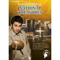 Australia's Heritage - National Treasures with Chris Taylor