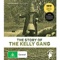 Story of the Kelly Gang, The (Blu-ray)