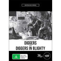 Diggers and Diggers In Blighty