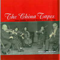 China Tapes, The - Ernest Llewellyn and Donald Westlake in Shanghai 1980