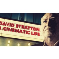 Saturday 2 March @ 3pm | DAVID STRATTON: A CINEMATIC LIFE
