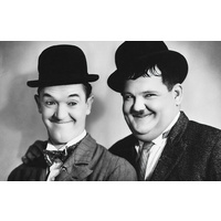 Friday 12 April @ 6pm | THE 'LAUREL AND HARDY' MUSIC OF LEROY SHIELD