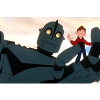 Wed 17 July @ 10.30am | THE IRON GIANT - 20th Anniversary