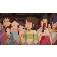 Thurs 18 July @ 10.30am | SPIRITED AWAY