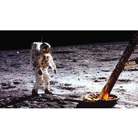 Sat 20 July @ 6pm | IN CASE YOU MISSED IT: THE MOON LANDING