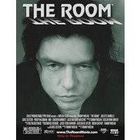 Fri 31 Jan @ 8pm | THE ROOM