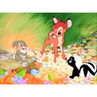 Tues 14 Apr @ 10.30am | BAMBI
