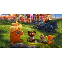 Wed 15 Apr @ 10.30am | THE LORAX