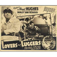 Thurs 30 Nov @ 7pm | Lovers and Luggers