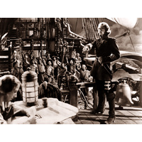 Thurs 18 Jan @ 4pm | Errol Flynn - Captain Blood