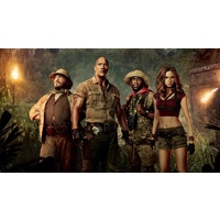Friday 5 October @ 10:00am | Jumanji: Welcome to the Jungle