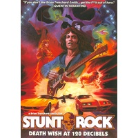 Fri 20 July @ 6.30pm | STUNT ROCK