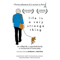 Wed 6 June @ 6.30pm | LIFE IS A VERY STRANGE THING